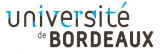Logo de l'université de Bordeaux