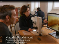 Cap Sud-Ouest Eric Perrin et Magalie Baudrimont